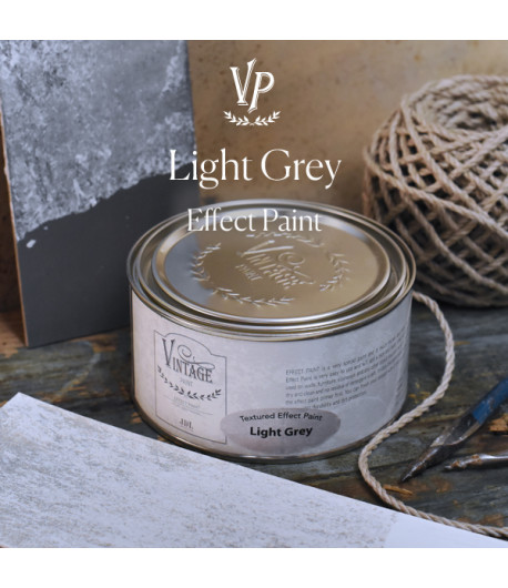 Vintage effetto industrial- Light Grey 250ml