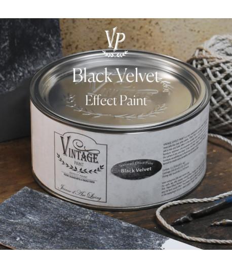 Vintage effetto industrial- Black Velvet 1L