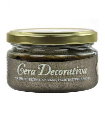 Cera decorativa argento antico 250 ml