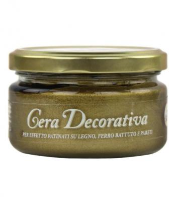 Cera decorativa oro ricco pallido antico 250 ml
