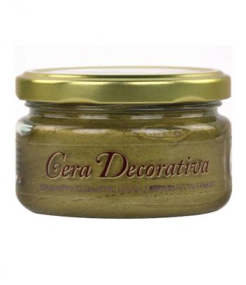 Cera decorativa oro ricco pallido 250 ml